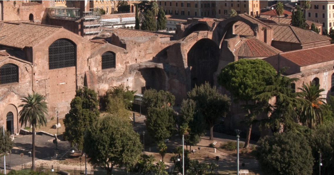 baths of diocletian museum